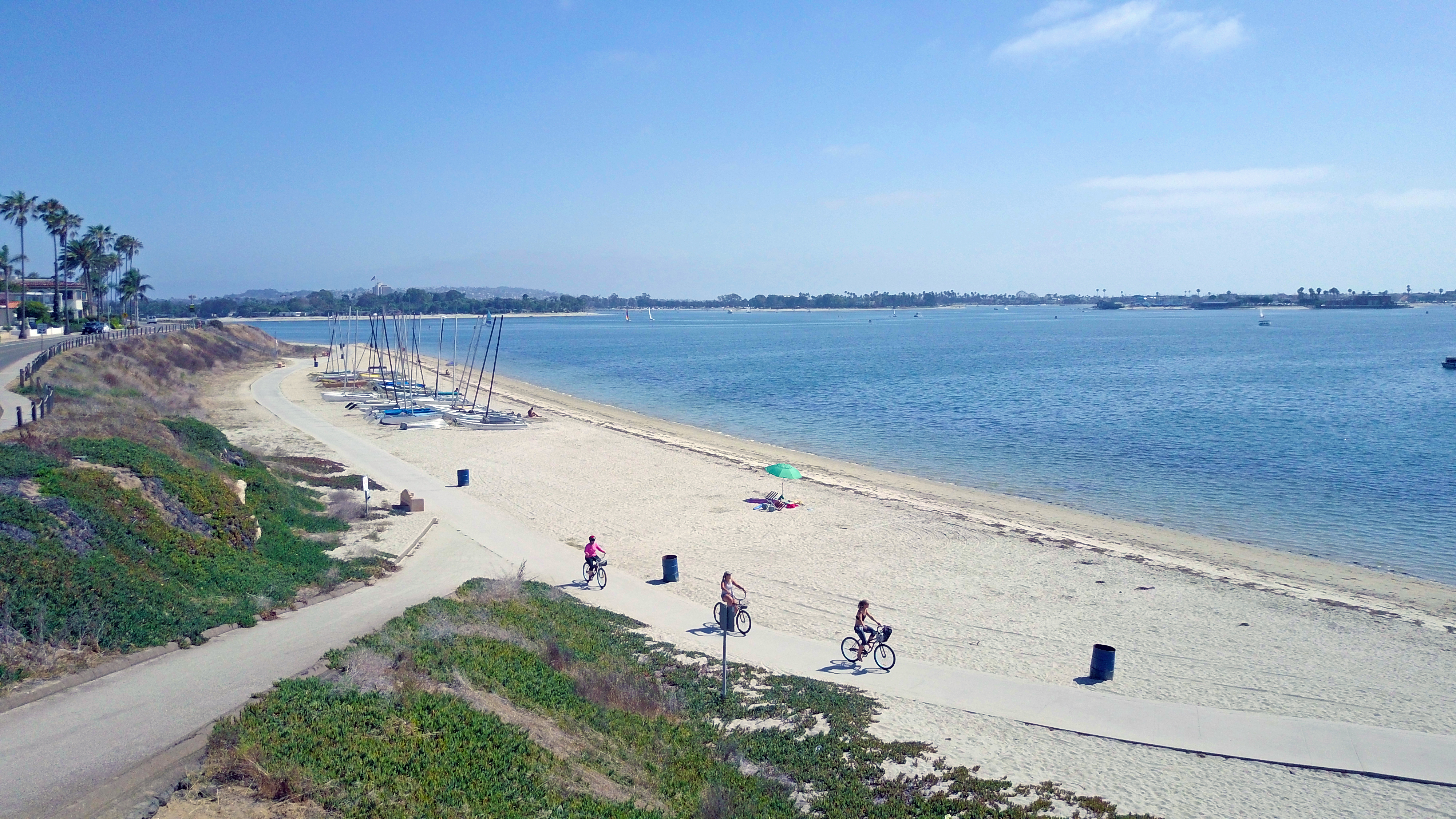 Biking by the Bay